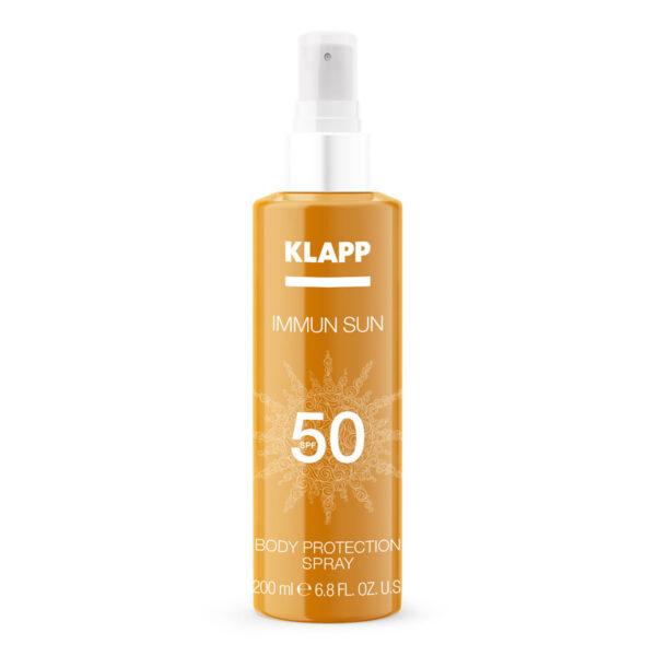 Klapp IMMUN SUN Body Protection Spray SPF 50