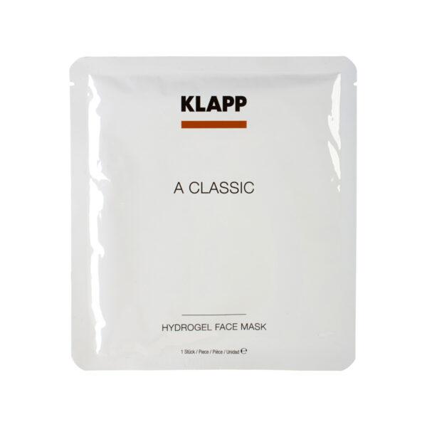 Klapp A Classic Hydrogel Face Mask