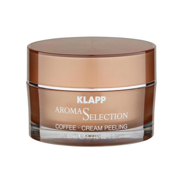 Klapp Aroma Selection Coffee Cream Peeling