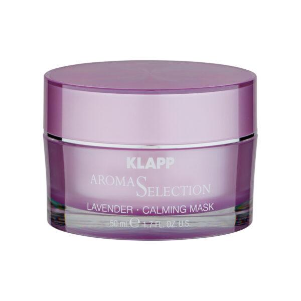 Klapp Aroma Selection Lavender Calming Mask