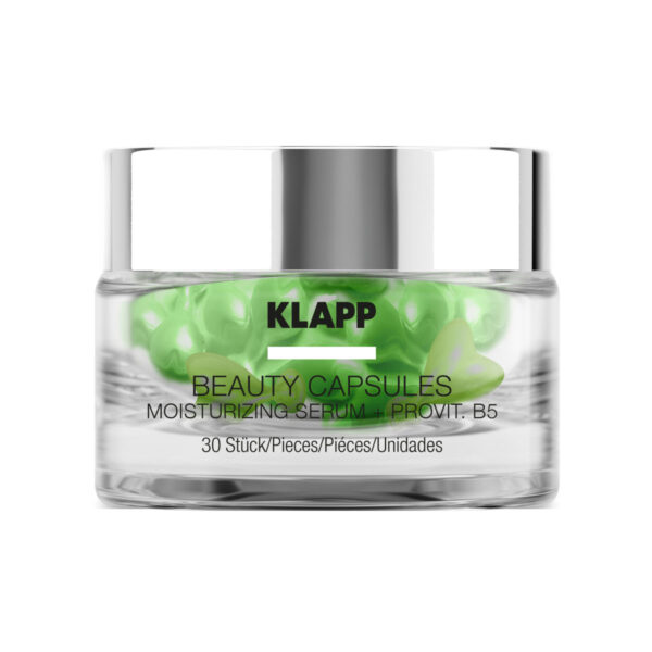 Klapp Beauty Capsules Moisturizing Serum + ProVitamin B5