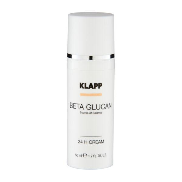 Klapp Beta Glucan 24 Stunden Creme