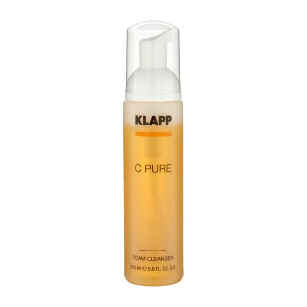 Klapp C Pure Foam Cleanser