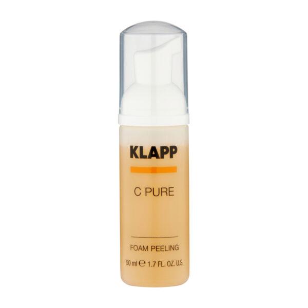 Klapp C Pure Foam Peeling