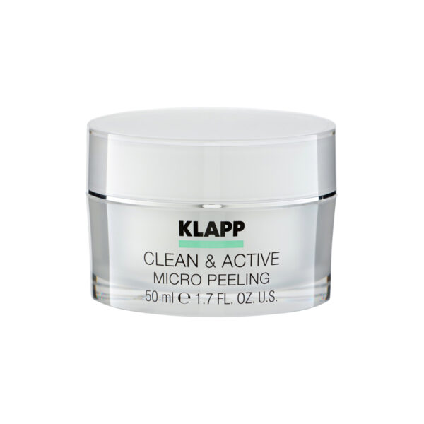 Klapp Clean & Active Micro Peeling