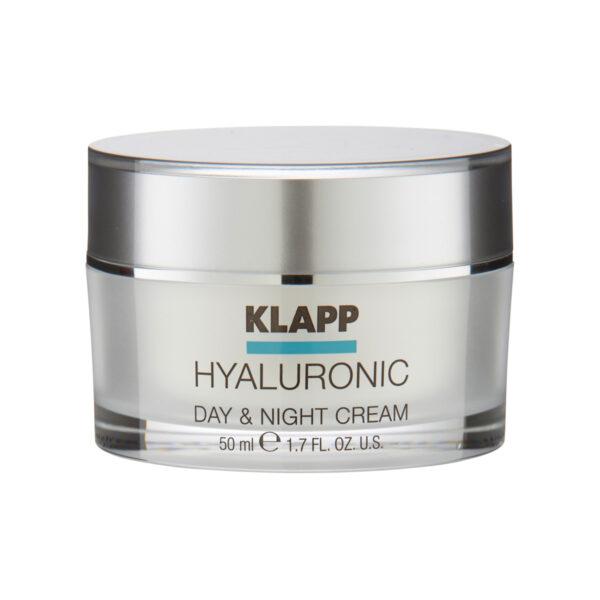 Klapp Kosmetik Hyaluronic Day & Night Cream