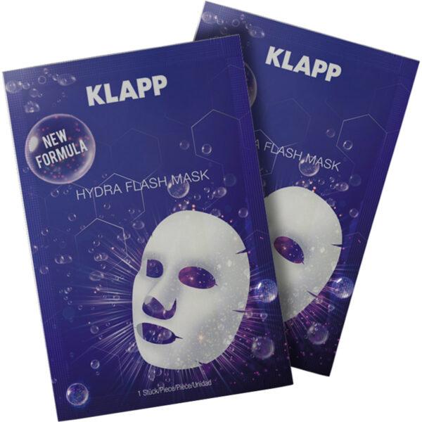 Klapp Cosmetics Hydra Flash Mask