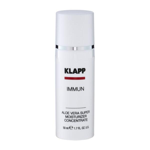 Klapp Immun Aloe Vera Super Moisturizer Concentrate