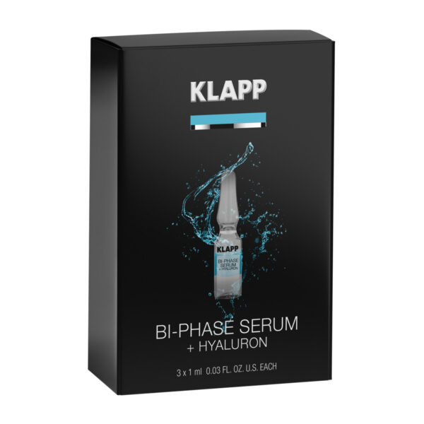 Klapp Power Effect Bi-Phase Serum + Hyaluron