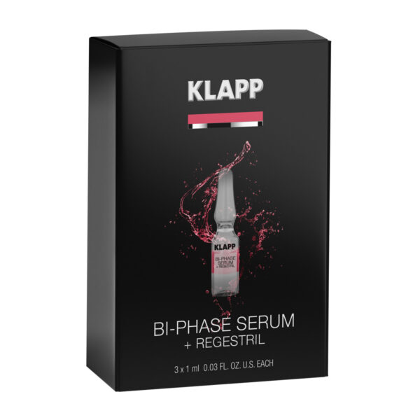 Klapp Power Effect Bi-Phase Serum - Regestril