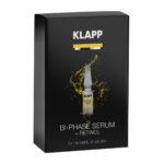Klapp Power Effect Bi-Phase Serum + Retinol