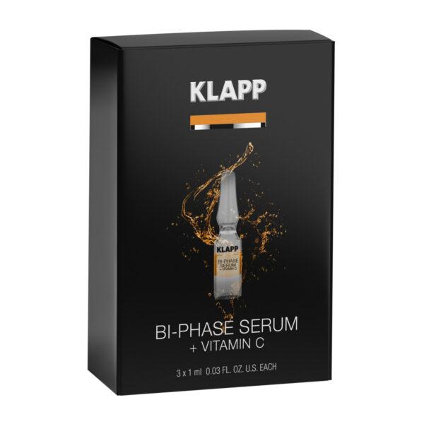 Klapp Power Effect Bi-Phase Serum - Vitamin C