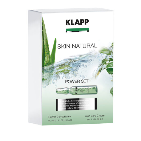 Klapp Power Set Skin Natural