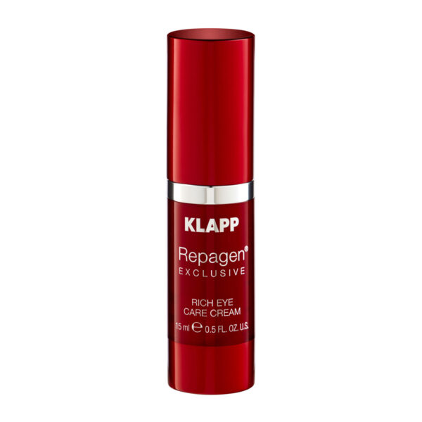 Klapp Repagen® Exclusive Rich Eye Care Cream