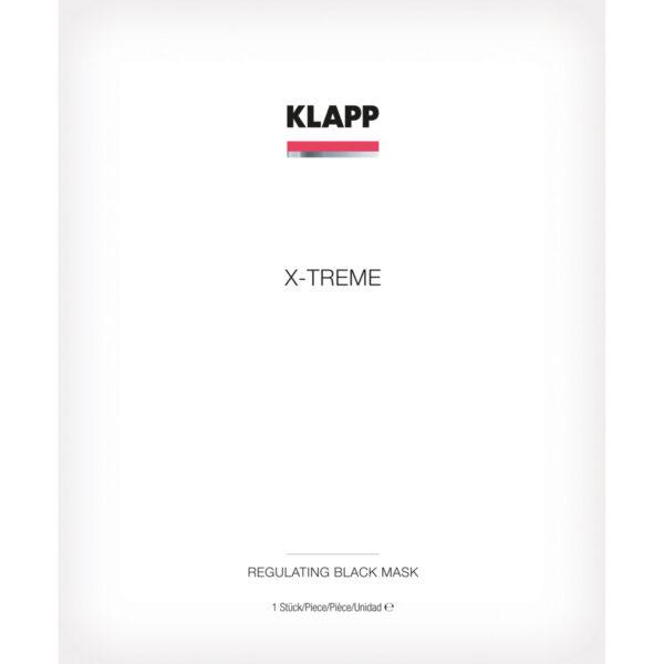 Klapp X Treme REGULATING BLACK MASK