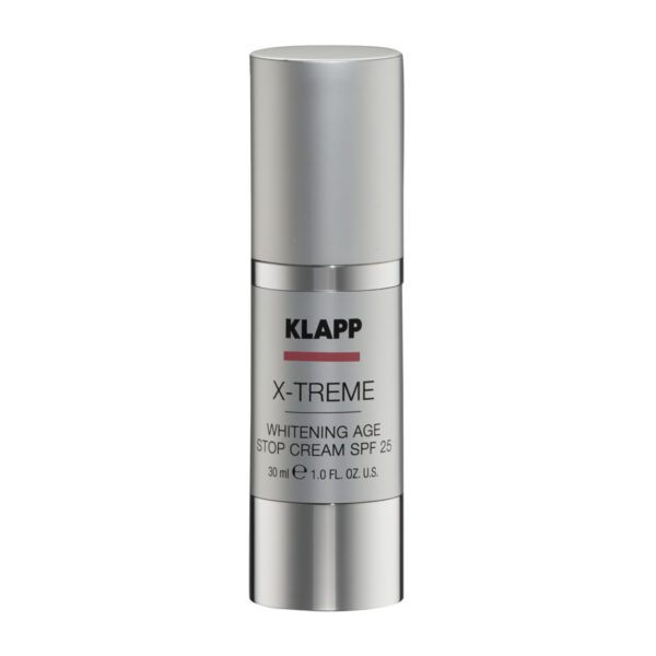 Klapp X Treme WHITENING AGE STOP CREAM SPF 25