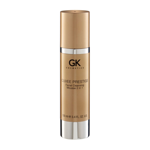 GK Cosmetics Cuvée Prestige bei Hautbar Facial Cleansing Mousse 2 in 1