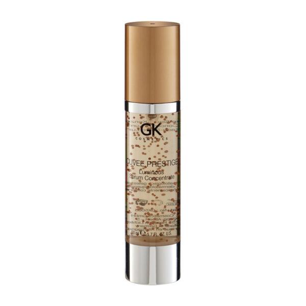 GK Cosmetics Cuvée Prestige bei Hautbar Luminous Serum Concentrate