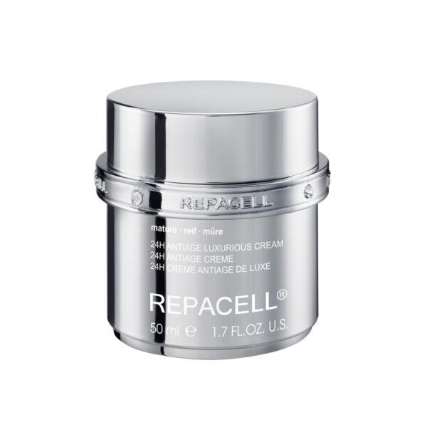 Hautbar Repacell 24 Antiage Créme für reife Haut
