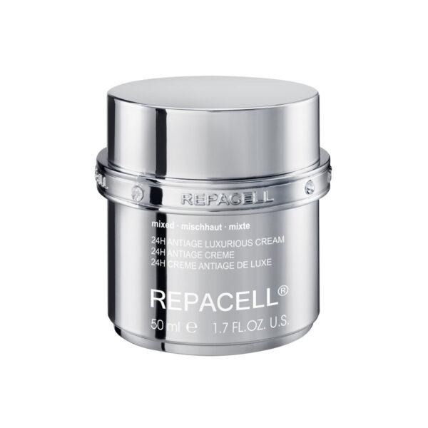 Hautbar Repacell Mischhaut 24H Antiage Cream
