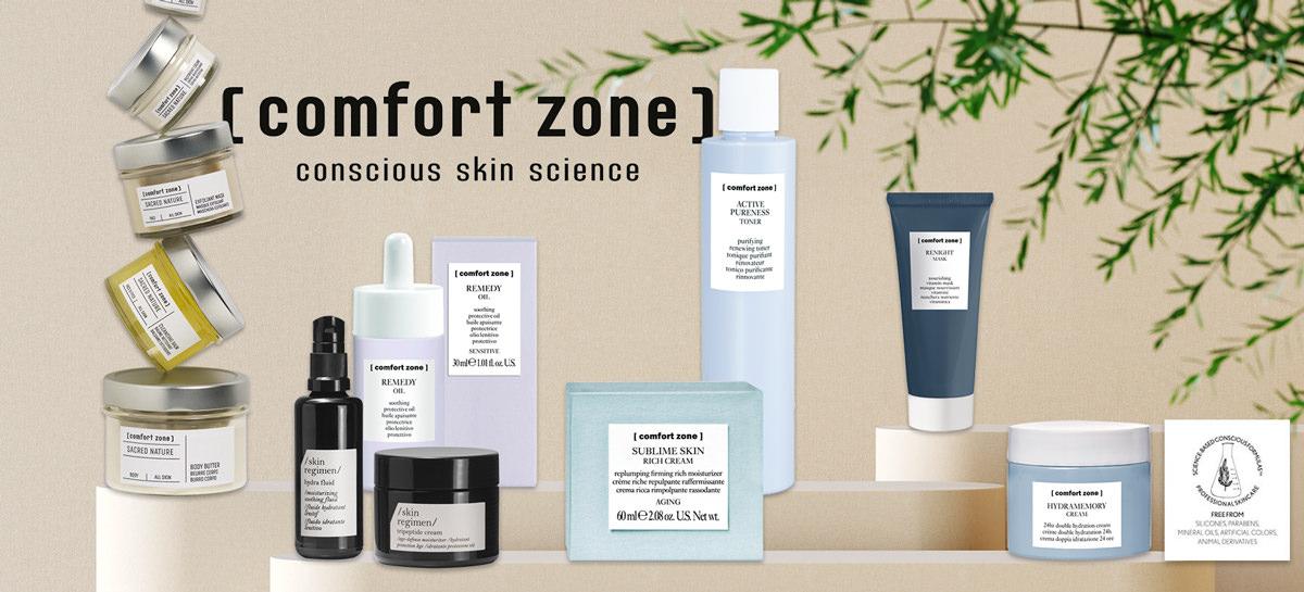 Comfort Zone im Hautbar Shop