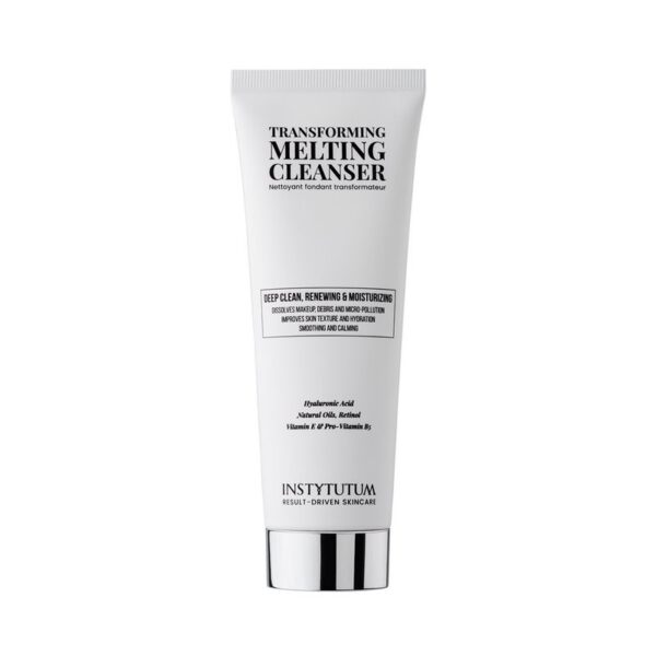 Instytutum - Transforming Melting Cleanser - 120ml