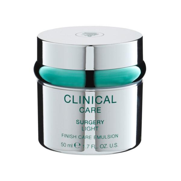 Health Cosmetics Clinical Care Surgery Light Finish Care Emulsion