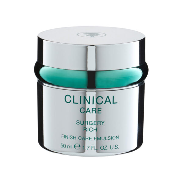 Health Cosmetics Clinical Care Surgery Rich Finish Care Emulsion